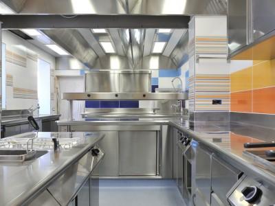 Diseño y construcción restaurante